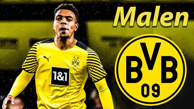 Donyell Malen Hijrah ke Dortmund