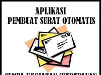 Aplikasi Pembuat Surat Otomatis Semua Kebutuhan / Kegiatan Sekolah