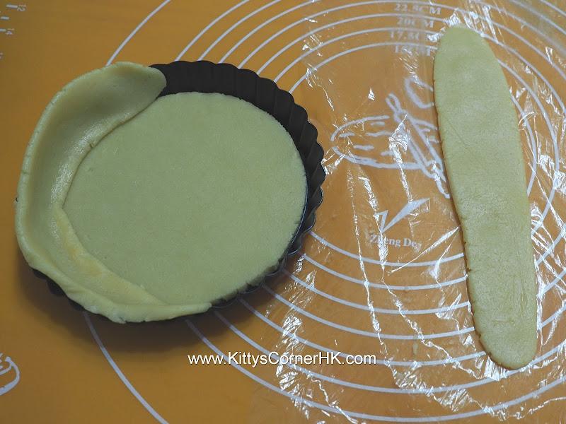 sweet pie base DIY recipe 甜批底自家烘焙食譜