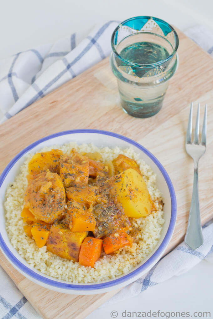 Berber stew