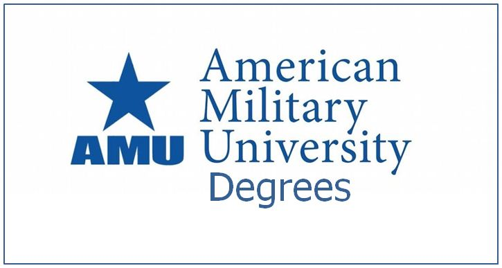 American Military University Degrees