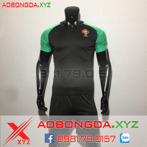 Áo Đội Tuyển Bồ Đào Nha 2020 Training