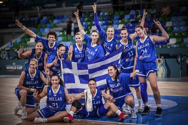 Εθνική Γυναικών: Το πρόγραμμα του Eurobasket 2021