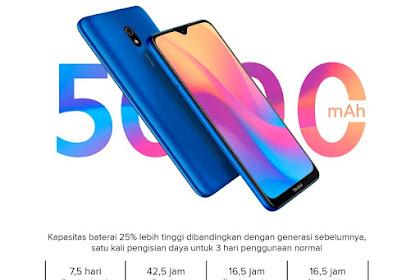 Xiaomi Redmi 8a Hadir Berikut Harga dan Spesifikasinya