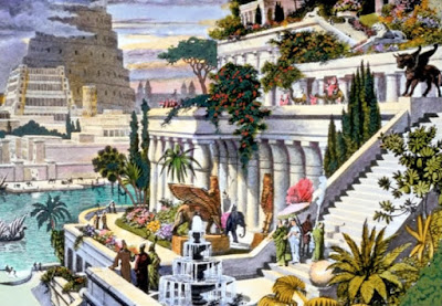 Facts about the Hanging Gardens of Babylon