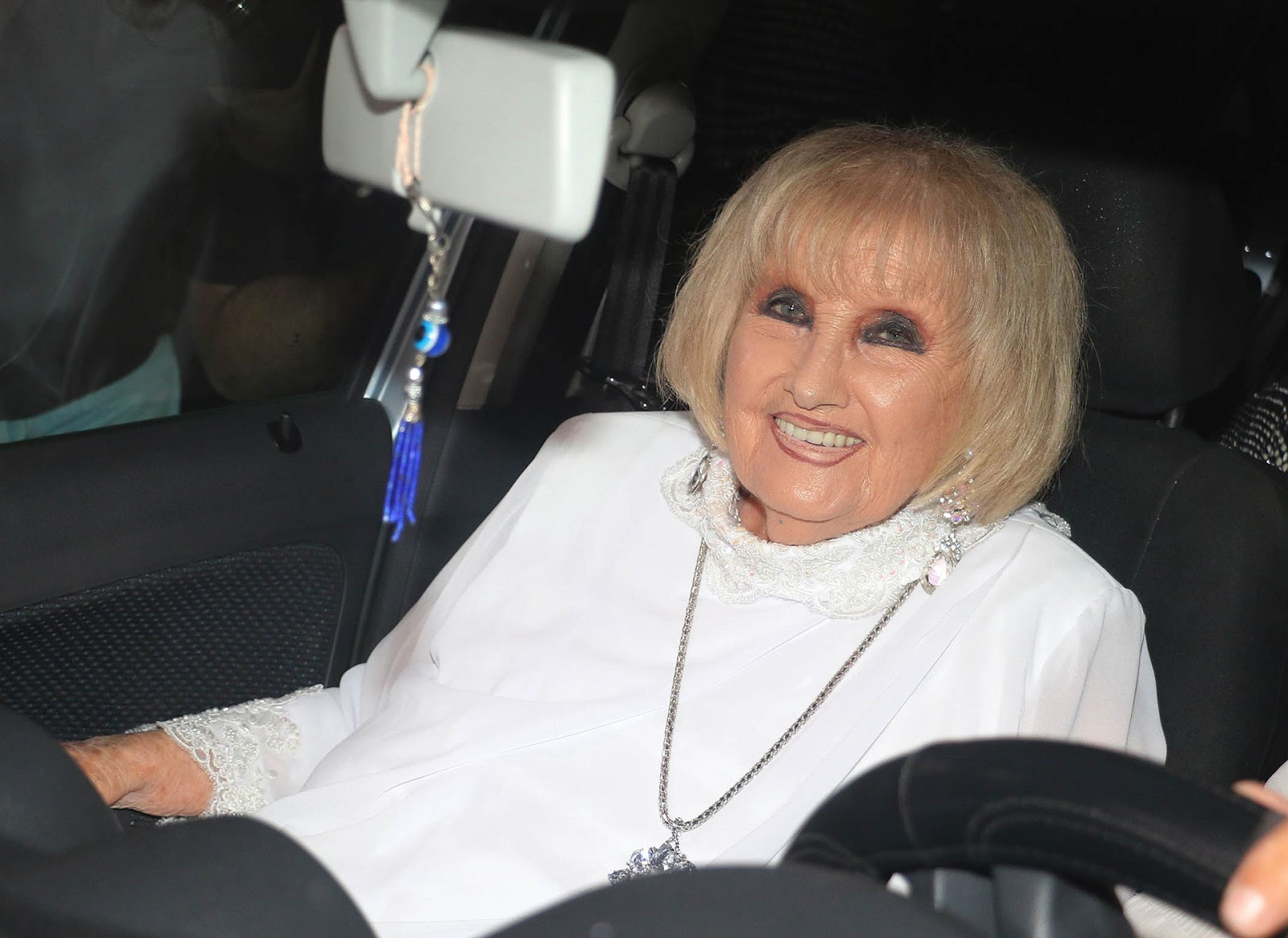 Murió Goldie, la hermana gemela de Mirtha Legrand