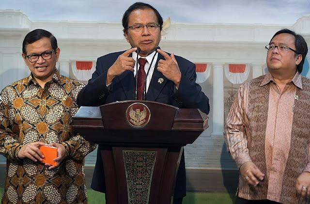 Sangar! Tidak Kompeten Hadapi Resesi, Rizal Ramli: Suruh Presiden Dan Menterinya Ketemu Saya
