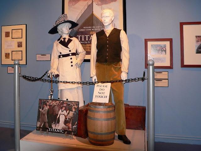 Informações do Titanic The Experience em Orlando