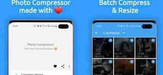 Aplikasi Kompres Foto Terbaik di HP
