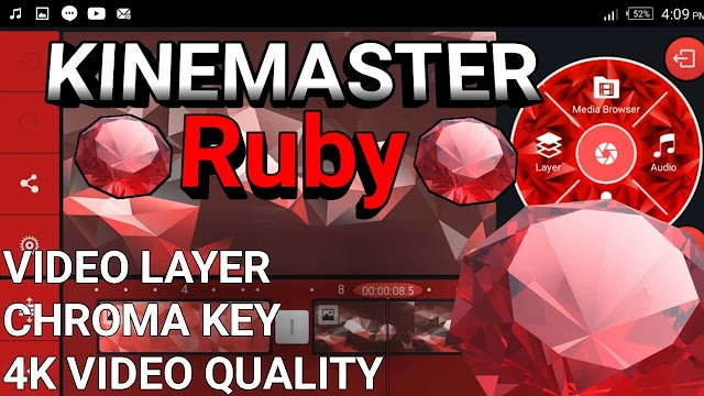 Kinemaster Ruby Apk Mod Download For Android
