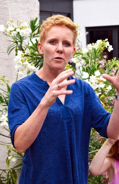 Winzerin Anette Closheim.