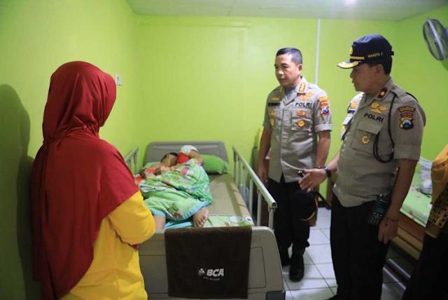 Akibat Di-Bully Seorang Siswa di Malang Dirawat di Rumah Sakit