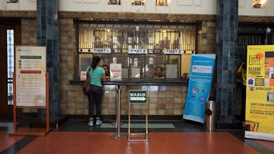 tiket masuk museum Bank Indonesia