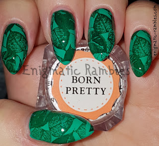 Review-Stamping-Plate-Born-Pretty-Store-Marble-Texture-L002-#47461