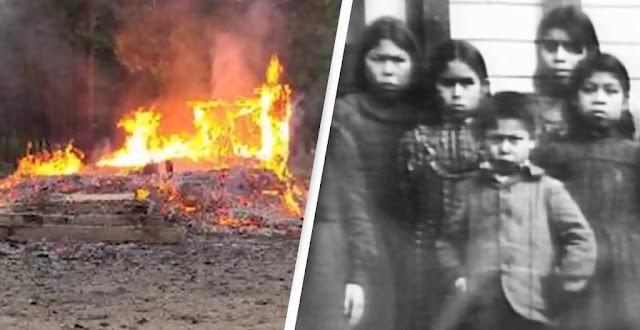 Buntut Penemuan Kuburan Massal Anak-Anak Pribumi, 4 Gereja Katolik Dibakar