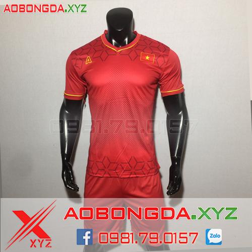 Áo Đội Tuyển Việt Nam 2020 Ala Màu Đỏ