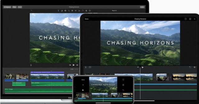 iMovie Aplikasi Edit Video Vlog untuk Laptop Gratis