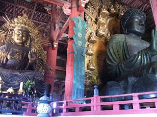 i due Buddha vicini