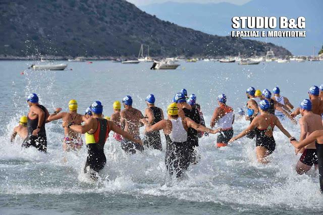 Στην τελική ευθεία το «Energy Triathlon Tolo»