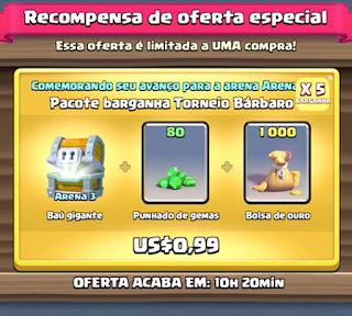 Detalhes sobre as ofertas especiais na Loja - Como funciona - 10