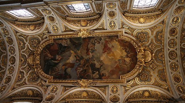 Igreja de São Luis dos Franceses, Roma, Itália