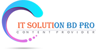"""iT Solution BD Pro"""