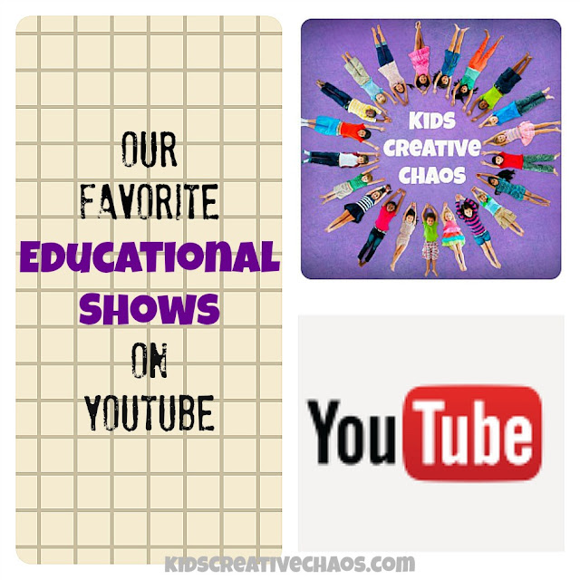 Educational Videos for Kids YouTube