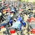 Deshuesadero de carros y motos en patios del IntraPitalito