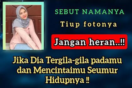 Doa Pelet Ampuh Media Foto, Reaksi Kontan