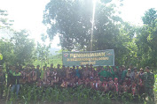 Kodim Dompu Gelar Rehabilitasi Hutan dan Lahan