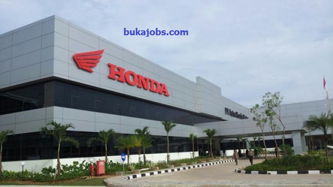 Lowongan Kerja SMK/SMA PT Astra Honda Motor Indonesia Terbaru