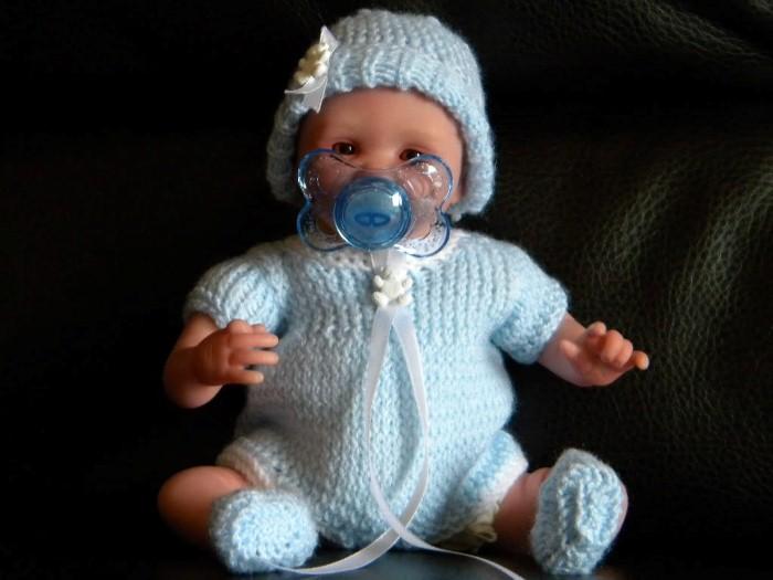 Куклы младенцев от Glenda Ewart 32