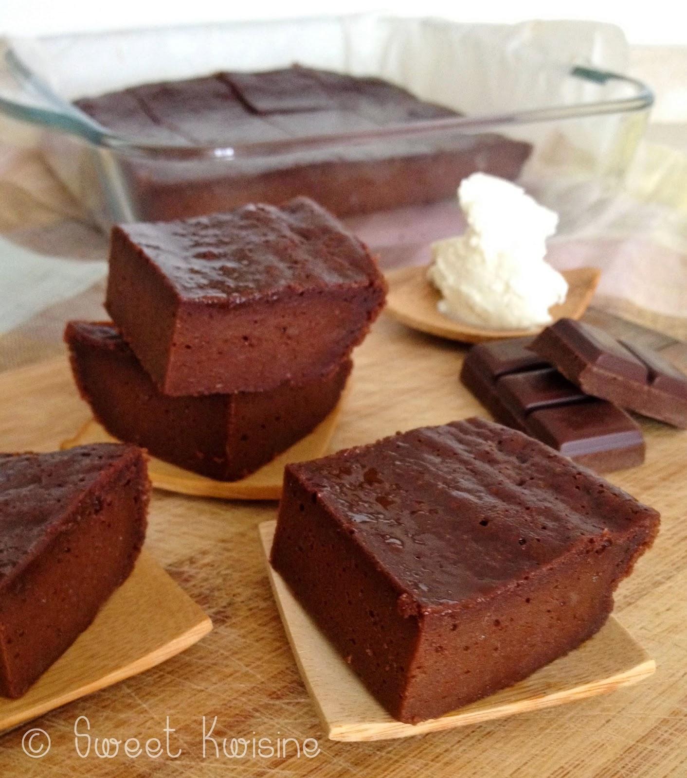 Sweet Kwisine, gâteau, healthy food, chocolat, mascarpone, no butter, sans beurre, cuisine légère, végétarien, cyril lignac