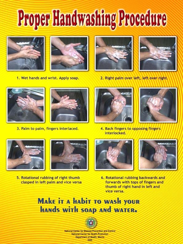 Intern S Enlightening Proper Handwashing Steps Before Surgery