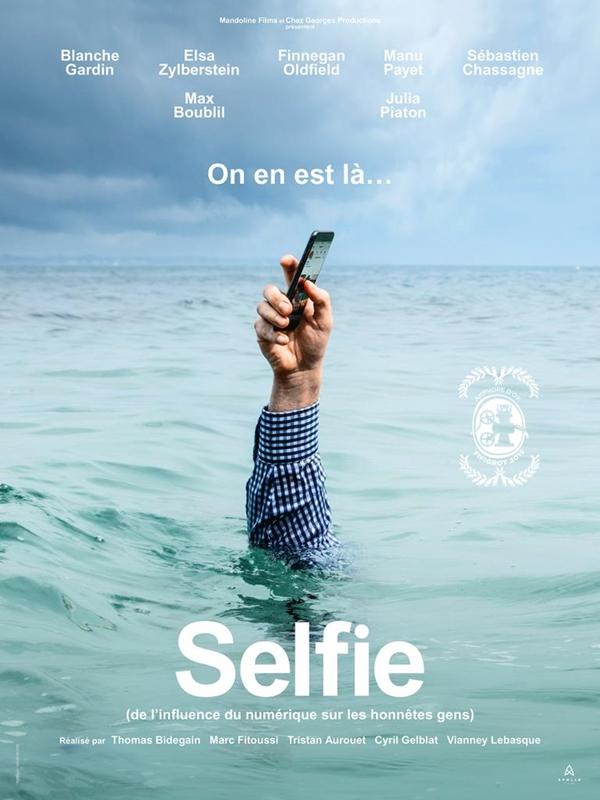 Film Selfie Poster