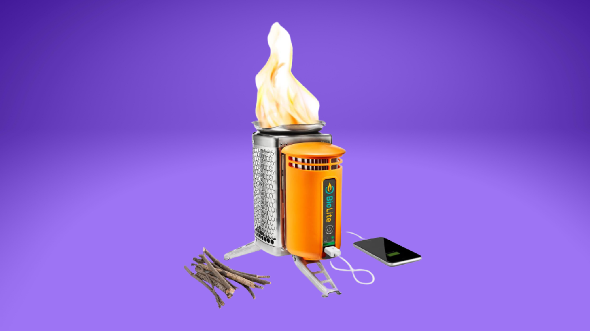 Best BioLite Wood Burning CampStove First Generation Review