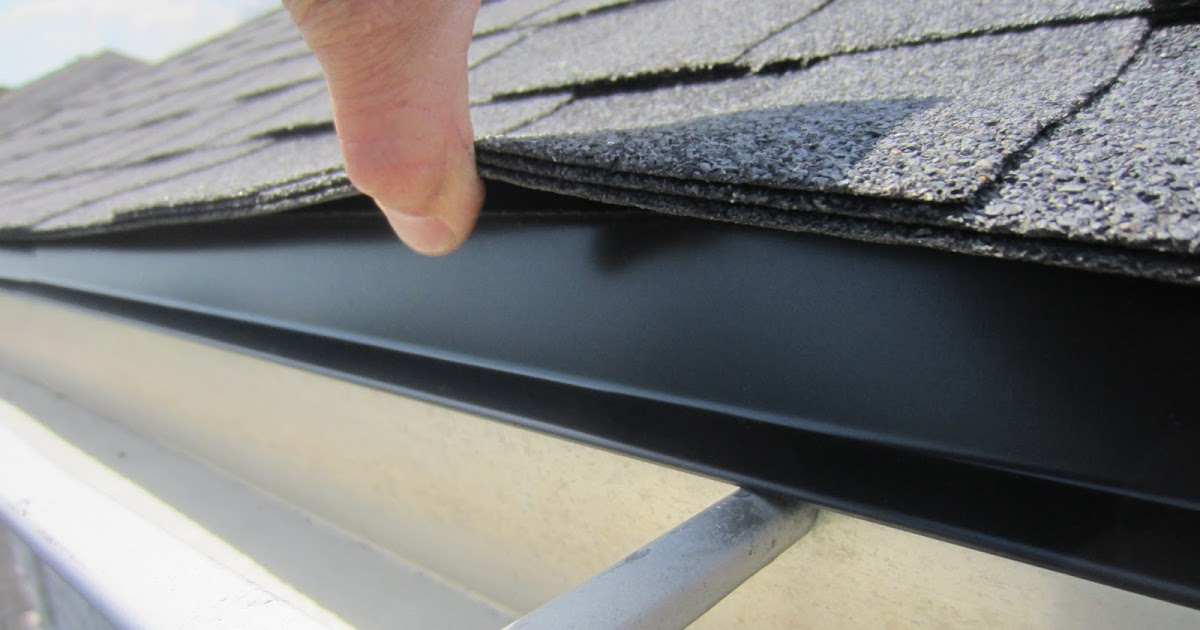 Toronto Eavestroughing Drip Edge Why It Is Critical