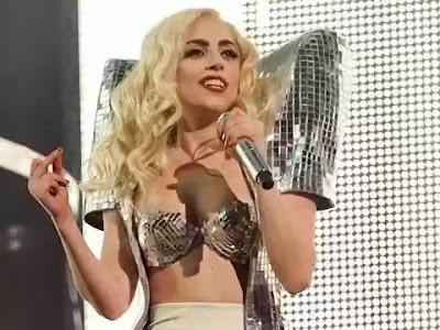 Lady Gaga most influential