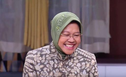 Curhat! Tri Rismaharini Mengaku Tak Berani Minta Ikut Maju di Pilgub DKI