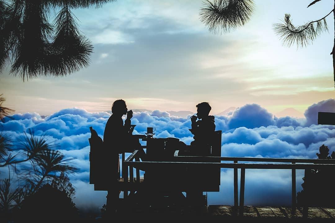Bukit Melogi Cinta Desa Clekatakan Kabupaten Pemalang