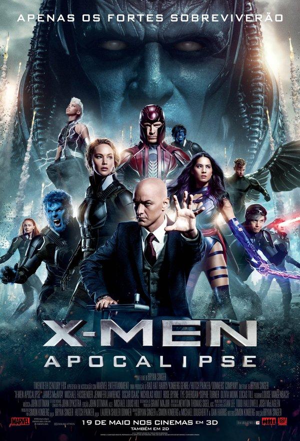 Imagens X-Men: Apocalipse Torrent Dublado 1080p 720p BluRay Download
