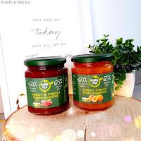 Pure Via Blog PurpleRain - Unboxing Degusta Box Août