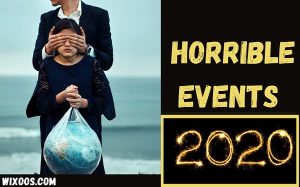 Most Horrible Events