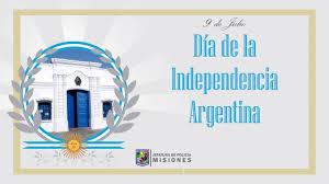 Argentina conmemora 204 años de  Independencia