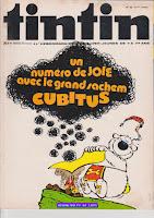 Un numéro de JOIE avec le grand sachem #Cubitus