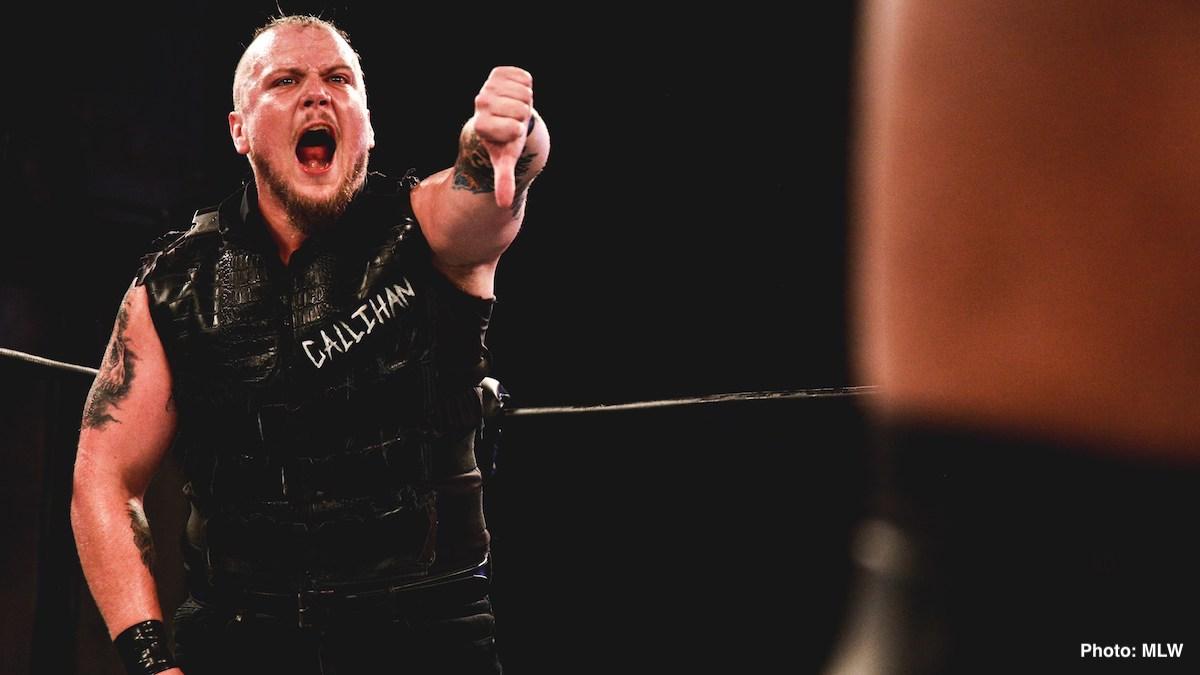 Sami Callihan incita possível aparição na AEW