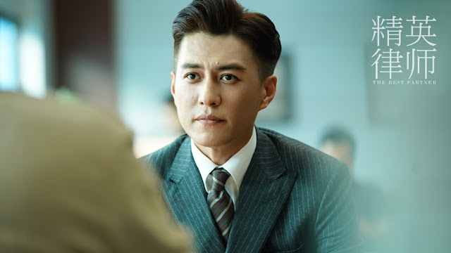 the best partner legal drama Jin Dong
