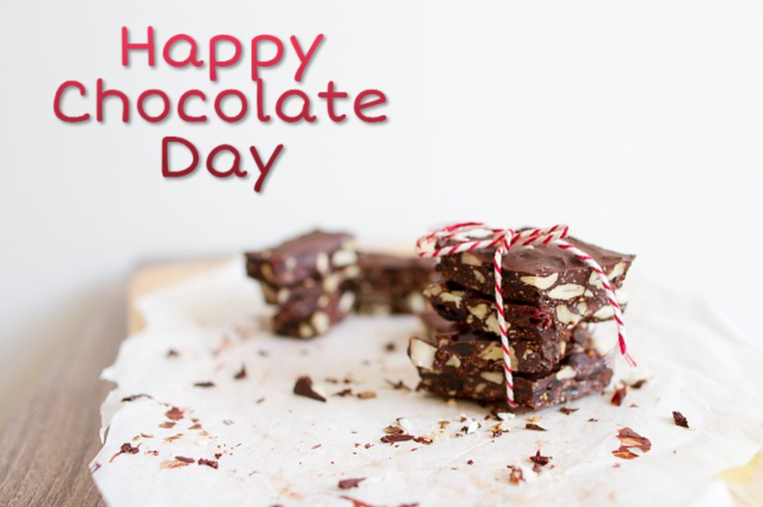 Happy chocolate day images 2021
