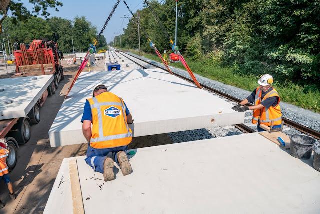 خطة طوارئ و تغييرات شاملة وجذرية أعلنت عنها هيئة السكك الحديدية في هولندا