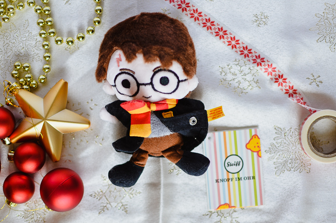 Harry potter gift guide, Harry Potter Steiff keychain